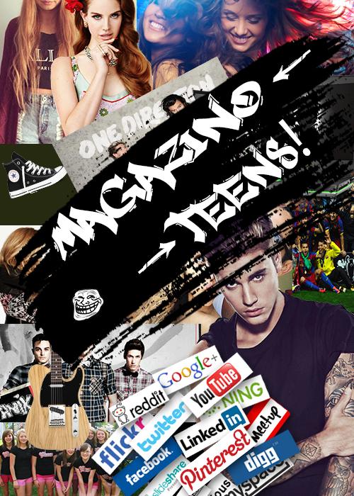 banner magazino teens