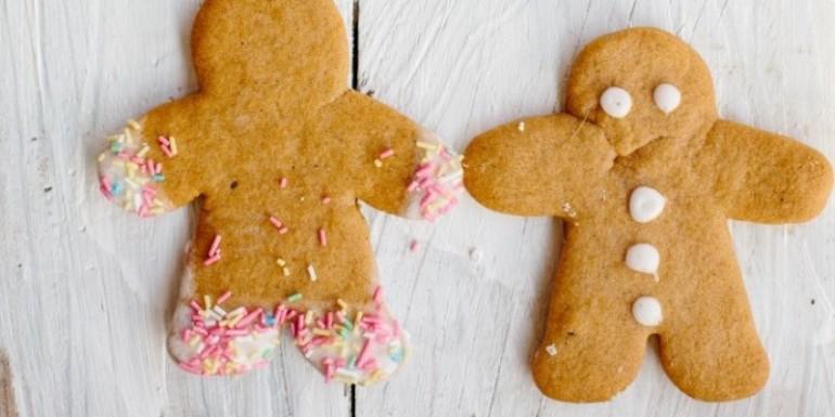 Ginger Bread Men-
